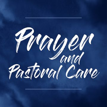 Prayer and Pastoral Care