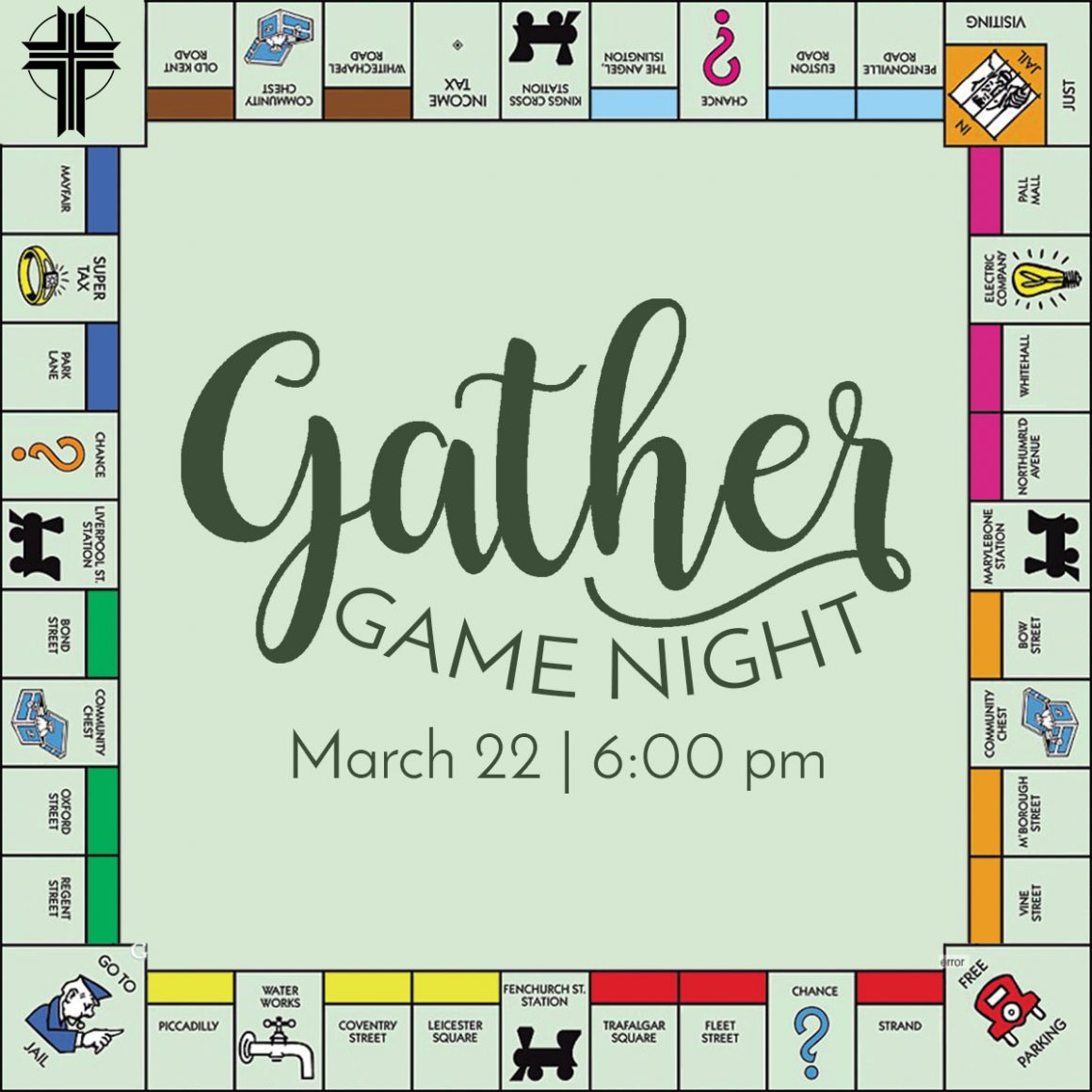Gather: Game Night