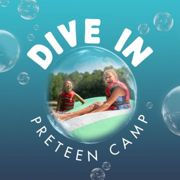 Preteen Camp: Dive In
