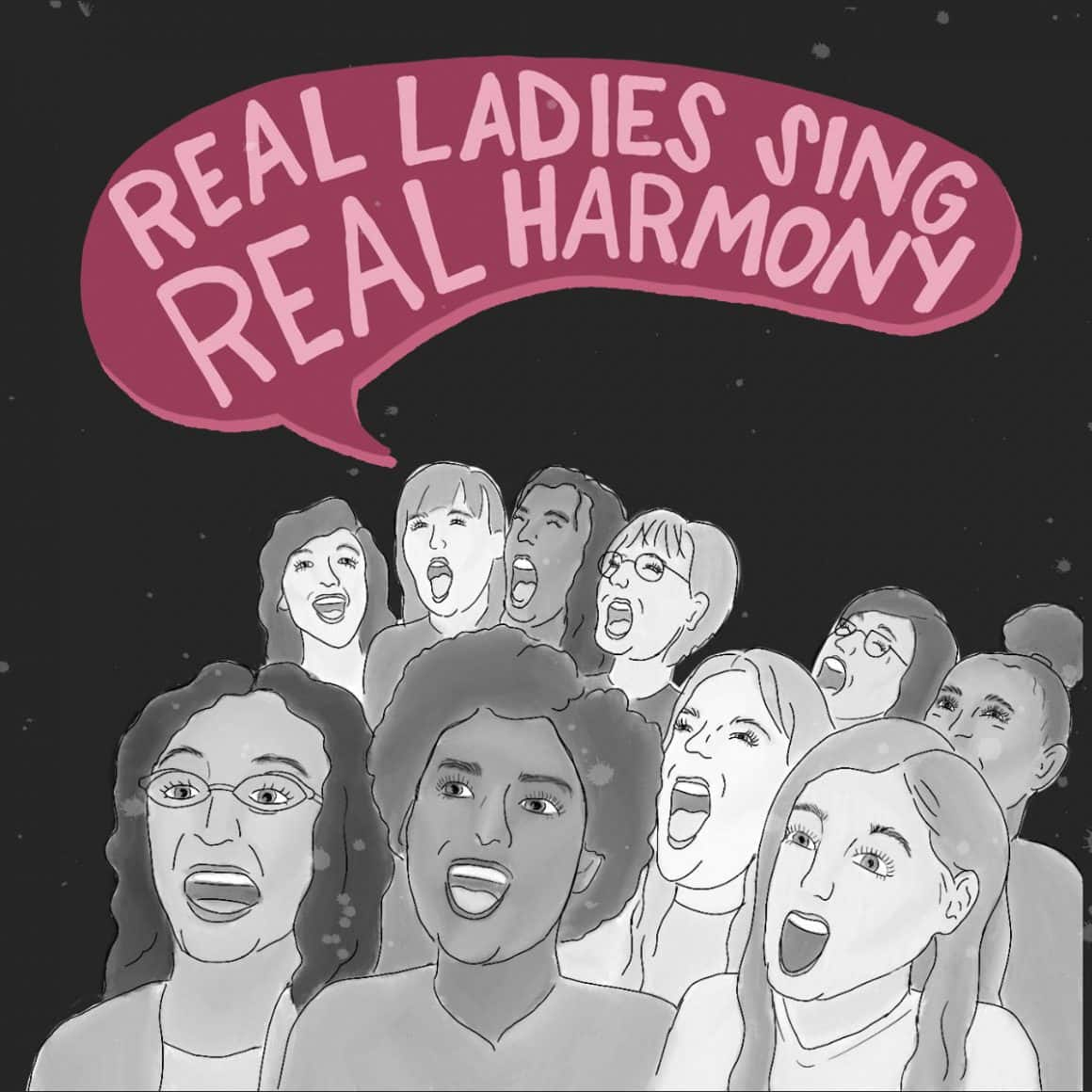 Real Ladies Sing Real Harmony