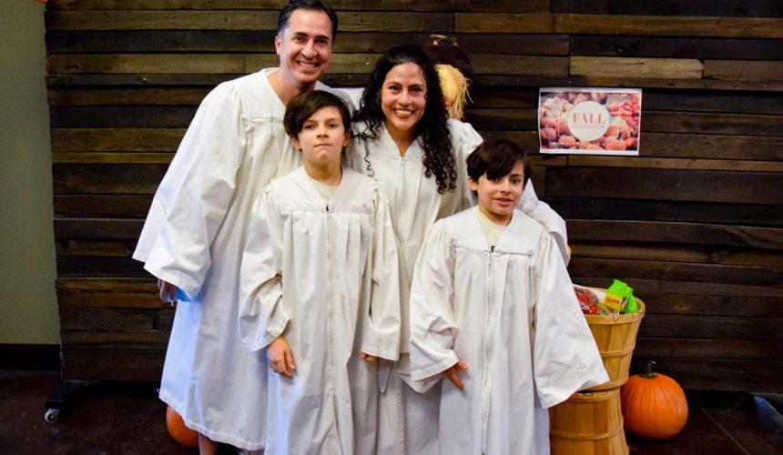 religion baptism